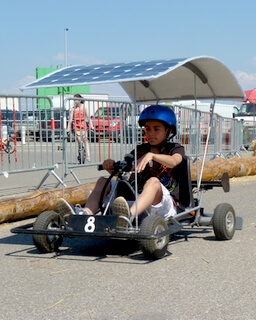 Evénement Karting Solaire Ecologie