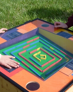 Jeux Solaires Coopératifs pour Enfants