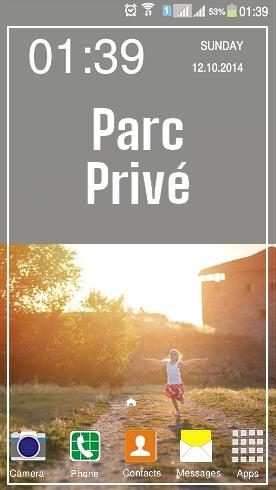 Organisation Evénement Parc Privé