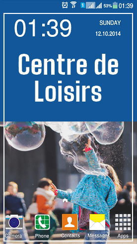 Centre Loisirs Jouets Solaire Occupation Enfants