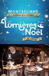 Animation de Noël Montbeliard 2019 Mobiles solaires